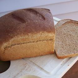 Kid-Friendly Wheat Bread