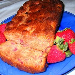 Strawberry Spice Loaf
