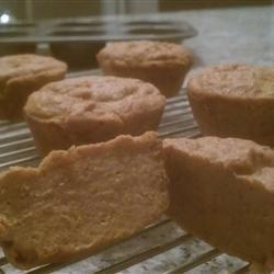 Protein Pumpkin Muffins
