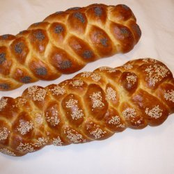 Spelt Flour Bread Machine Challah recipe