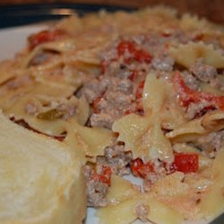 Bowties and Italian Sausage