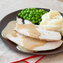 Slow Cooker Turkey Breast With Gravy