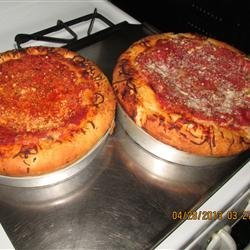 The Real Chicago Deep Dish Pizza Dough