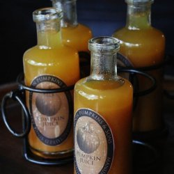 Wizard's Pumpkin Juice