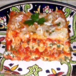 Mamma Mia! Fresh Italian Lasagne! recipe