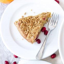 Orange Cranberry Cake