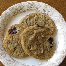 Soft N' Chewy Vegan Chocolate Chip Cookies