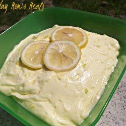 Easy Lemon Mousse