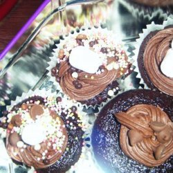 Vegan Chocolate Peppermint Buttercream Frosting