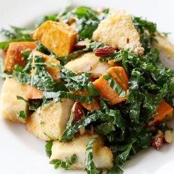Chicken & Sweet Potato Salad