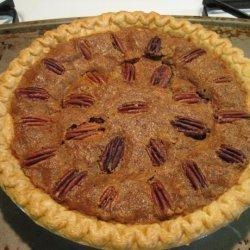 Holiday Honey Pecan Pie