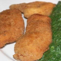 Fried Chicken (Wings) As I Like It!