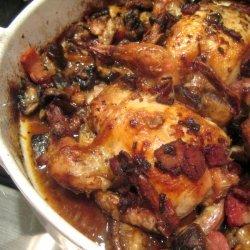 Mushroom Chicken recipe