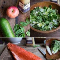 Apple-Cucumber Salsa