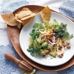 Southwestern Corn and Avocado Salad