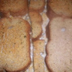 Mightyro's Garlic Bread Chicken Casserole recipe