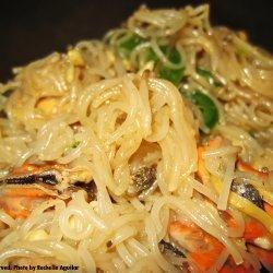 Stir-Fried Rice Noodles