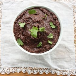 Refried Bean Bake