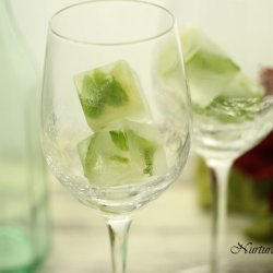 Lime Ice Cubes recipe