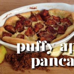 Puffy Apple Pancakes