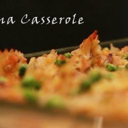 Grandma's Tuna Casserole