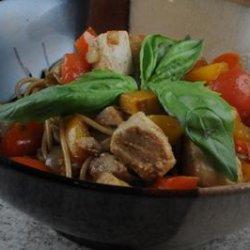Tuna Pasta Pelagic Style (Bassas Da India) recipe