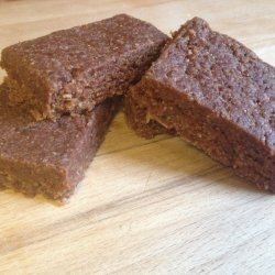 Chocolate Brownies (Gluten Free and Sugar Free)