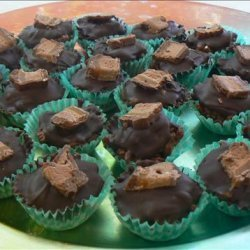 No-Bake-Mars-Bars-Coco-Pops Muffins