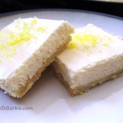 Sugar Free Lemon Cheesecake