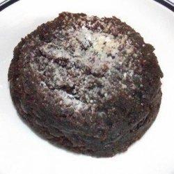 Gingerbread Cake in a Mug