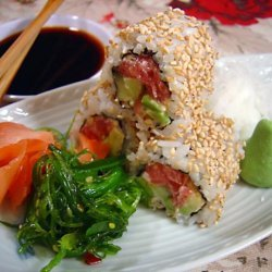 Golden Gate Roll (Sushi) recipe