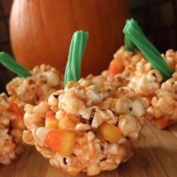 Popcorn Pumpkins