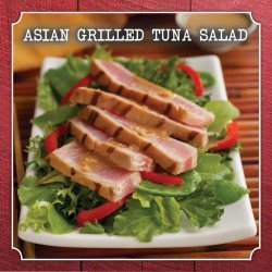 Grilled Asian Tuna Salad