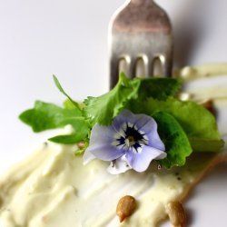 Lemon Cream Cheese Salad