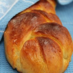 Holiday Braided Bread