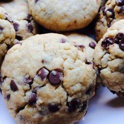 Best Vegan Chocolate Chip Cookies!