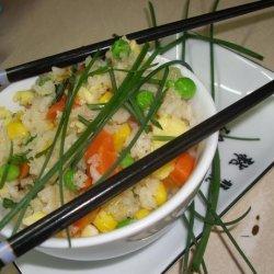 (Very) Simple Fried Rice