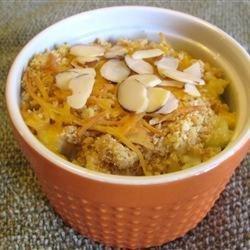 Almond Chicken Casserole