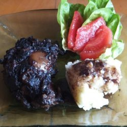 Wine Braised Oxtails
