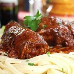 Braciola III recipe