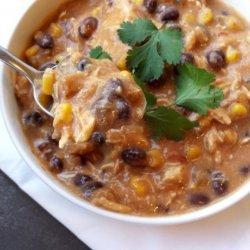 Taco Soup, Crock Pot