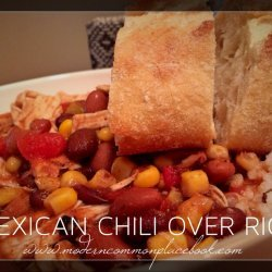 Mexican Chili Rice