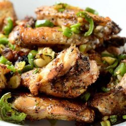 Salt & Pepper Chicken