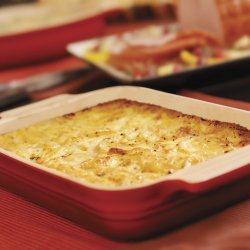 Potato Dauphinois (Scalloped Potatoes)