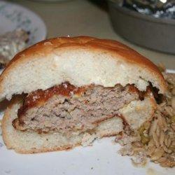 Ground Turkey or Ground Pork Burgers