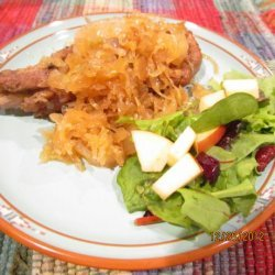 BakinBaby's Ribs and Sauerkraut