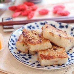 Chinese New Year Turnip Cake