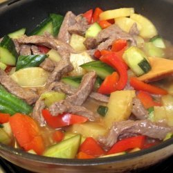 Venison Crock Pot Chili