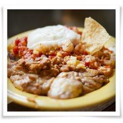 Spanish Rice With Shrimp