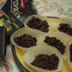 Chocolate Coated Nuts Granola